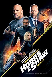 Fast & Furious Presents: Hobbs & Shaw 2019 poster