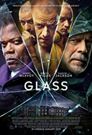Glass (2019) cover