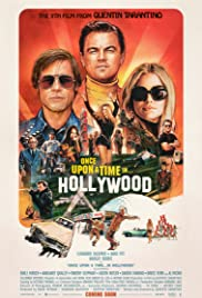 Once Upon a Time ...in Hollywood 2019 poster