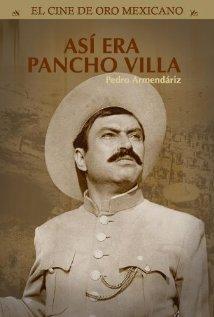 Así era Pancho Villa (1957) cover