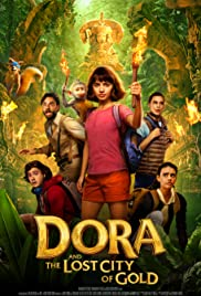 Dora and the Lost City of Gold (2019) cover