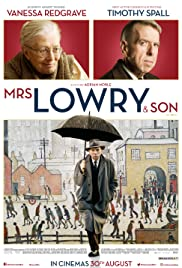 Mrs Lowry & Son (2019) cover