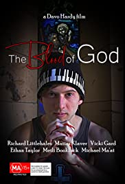 The Blood of God (2019) cover