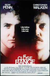 At Close Range 1986 poster