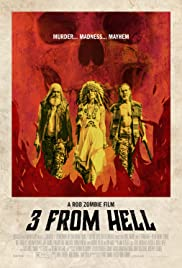 3 from Hell 2019 poster