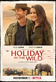 Christmas in the Wild (2019) cover