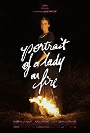 Portrait de la jeune fille en feu (2019) cover