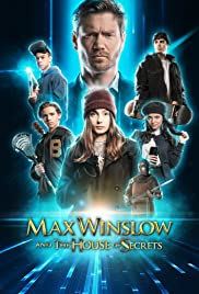 Max Winslow and the House of Secrets (2019) cover