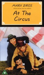 At the Circus (1939) cover