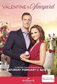 Valentine in the Vineyard (2019) cover