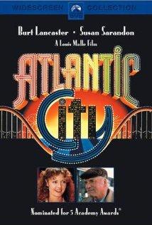 Atlantic City (1980) cover