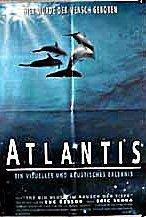 Atlantis (1991) cover