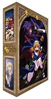 Chrono Crusade (2003) cover