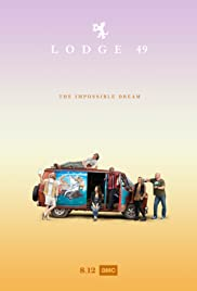 Lodge 49 2018 poster