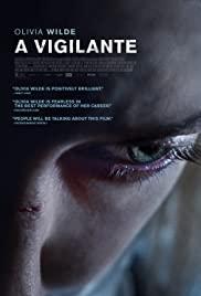 A Vigilante (2018) cover