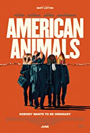American Animals (2018) cover