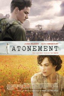 Atonement (2007) cover