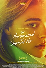 The Miseducation of Cameron Post 2018 poster