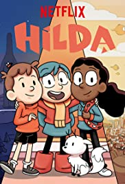 Hilda (2018) cover