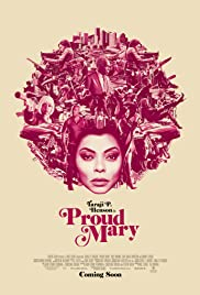 Proud Mary 2018 poster