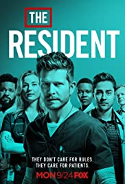 The Resident (2018) cover