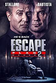 Escape Plan 2: Hades (2018) cover