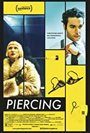 Piercing (2018) cover