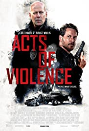 Acts of Violence (2018) cover