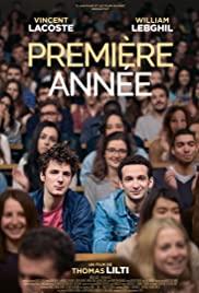 Première année (2018) cover