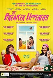 The Breaker Upperers (2018) cover