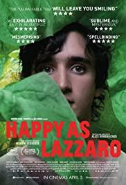 Lazzaro felice (2018) cover