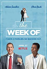 The Week Of (2018) cover