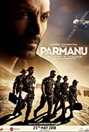Parmanu: The Story of Pokhran (2018) cover