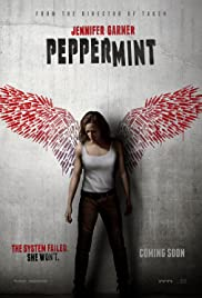 Peppermint (2018) cover