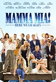Mamma Mia! Here We Go Again (2018) cover
