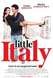 Little Italy (2018) cover