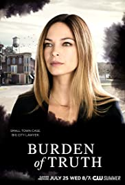 Burden of Truth (2018) cover
