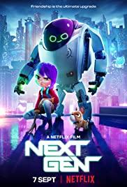 Next Gen (2018) cover