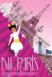 Dilili à Paris (2018) cover