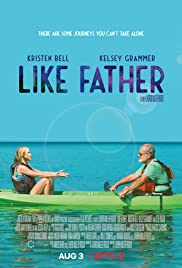 Like Father (2018) cover