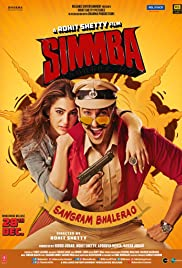Simmba (2018) cover