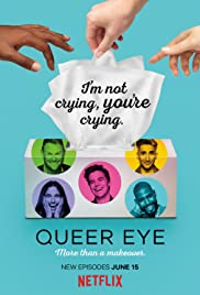 Queer Eye (2018) cover