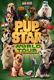 Pup Star: World Tour (2018) cover