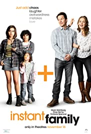 Instant Family (2018) cover