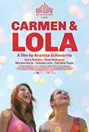 Carmen y Lola (2018) cover