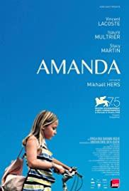 Amanda (2018) cover