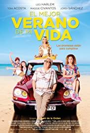 El mejor verano de mi vida (2018) cover