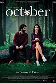 October (2018) cover