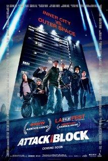 Attack the Block (2011) cover