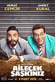 Ailecek Saskiniz (2018) cover